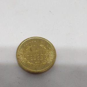 1 Δολλαριο Ρεπλικα Golden