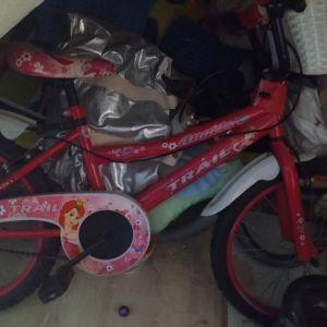 Ποδήλατο παιδικό για κορίτσι σαν καινουργιο