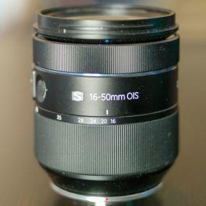 Samsung Nx 16-50mm S Lense F2-2,8