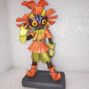 Συλλεκτικη Σπανια Φιγουρα Link Zelda Majoras Mask