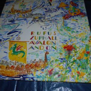 "LP  BOX SET   RUFUS  ZUPHALL   ( 4 × Vinyl, LP, Album Vinyl, 7"", Single Box Set, Limited Edition, Numbered )"
