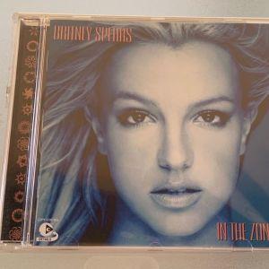 Briteny Spears - In the zone cd album