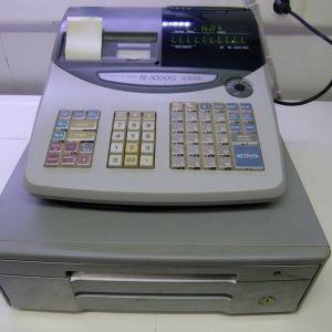 Ταμειακή Μηχανή Εστιατορίου Casio Fe-5000G