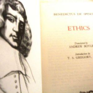 BENEDICTUS DE SPINOZA.ETHICS