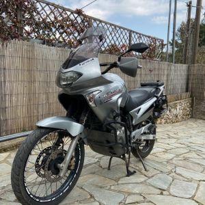 Honda transalp facelift