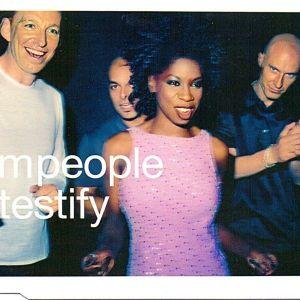 "M PEOPLE""TESTIFY"" - CD-SINGLE"