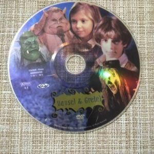 DVD ΠαιδικηΤαινια *HANSEL & GRETEL*