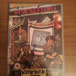 DVD dead Kennedys