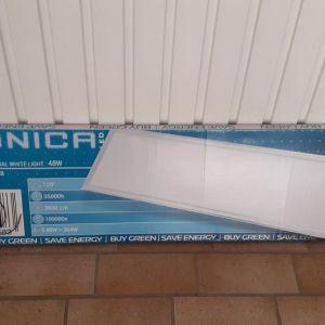 2 x LED panel φωτιστικά 120x30 cm 48Watt