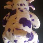 λούτρινο ζωάκι αγελάδα 30cm