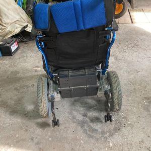 Αναπηρικο Ηλεκτρικο Αμαξιδιο