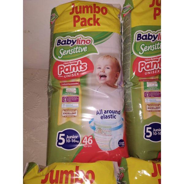 2 paketa panes vrakaki Babylino Sensitive Pants