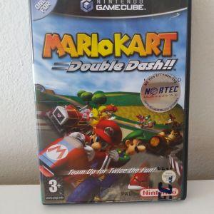 MARIO KART - DOUBLE DASH(GAMEQUBE)