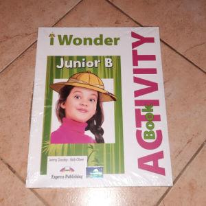 Βιβλίο Αγγλικών iWonder Activity Book (B Junior)
