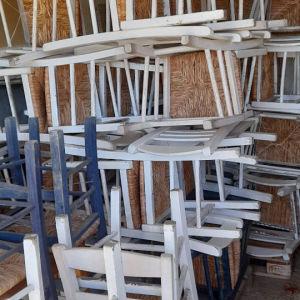 καρέκλες εστιατορίου