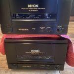 Ζευγος  μονομπλοκ  τελικων  ενισχυτων   DENON  POA - 6600 A