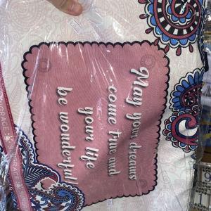 τσάντα θαλασσης ροζ