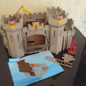 Playmobil.Καστρο του Γερακιου.