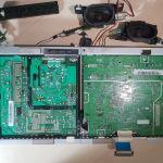 Τροφοδοτικο και Μητρική πλακέτα Samsung Syncmaster 2033hd
