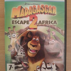 Madagascar 2 Escape Africa PC Video Game