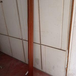 Κορνίζες κουρτίνας ξύλινες με μηχανισμο