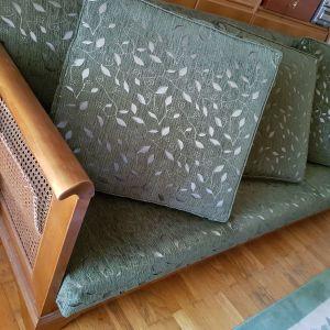 καναπές τριθέσιος & πολυθρόνα σετ