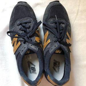 Μπλε sneakers