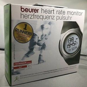 Ρολόι με παρακολούθηση καρδιακών παλμών Beurer PM25