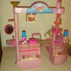Sindy Make-up Counter (Hasbro, 1991)