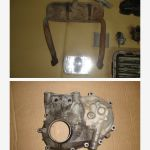 Κινητήρας Fiat 126       650cc. Ανταλλακτικά