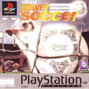 POWER SOCCER - PS1