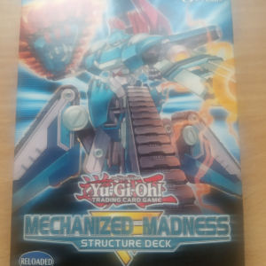 Structure Deck: Mechaniced Madness