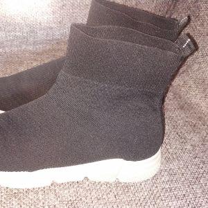 sneakers 41 μαυρα