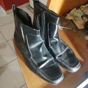 Μαύρες Μπότες unisex (no brand)