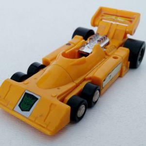 Παλιά Φιγούρα Transformers Hasbro Formula 1985