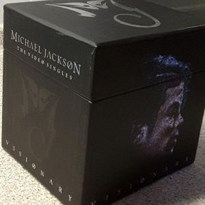 MICHAEL JACKSON. VISIONARY. BOX SET.