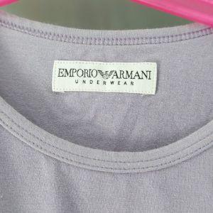 Μλουζα γυναικεία size small, EMPORIO ARMANI.  Αψωγη κατασταση.