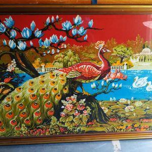 Τεράστιος πίνακας 90Χ140.Δυν.Μεταφορας