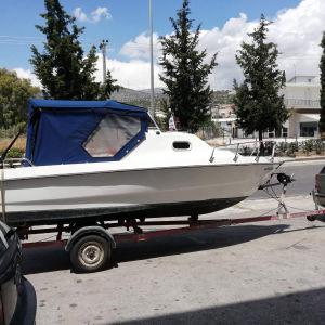 Σκάφος Δελφίνι Ελλάς Full Extra!!.