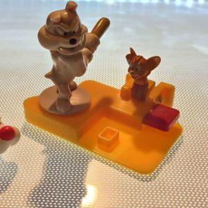 Φιγούρες looney tunes, Tom and Jerry