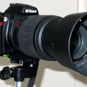 Τηλεφακός zoom Nikkor 55-200