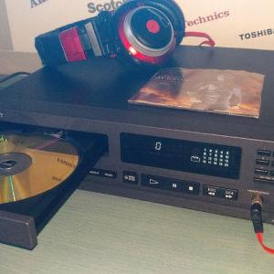 SONY CDP-M11 cd player