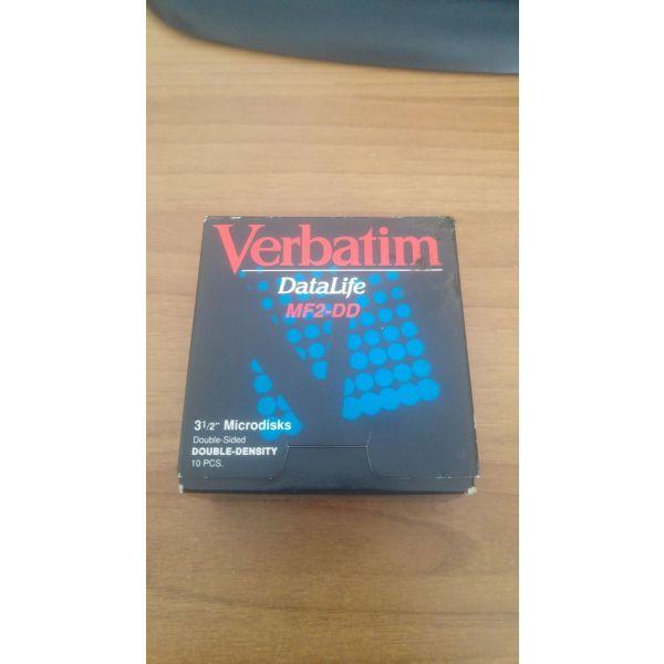 "disketes VERBATIM DATALIFE MF2-DD 3 1/2 "" (DOUBLE DENSITY)"