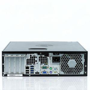 hp 8300 sff i7 3770 + 3 monitor + vga 9400gt