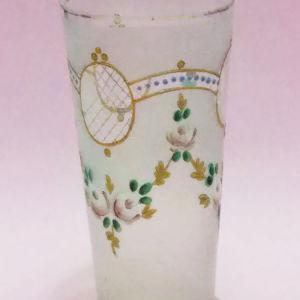 Ποτήρι χειροποίητο του 1900.