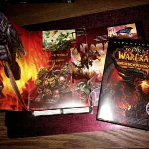 World of Warcraft: Cataclysm Expansion Set (PC).