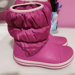 crocs c11 [28n]  μποτες για κοριτσι