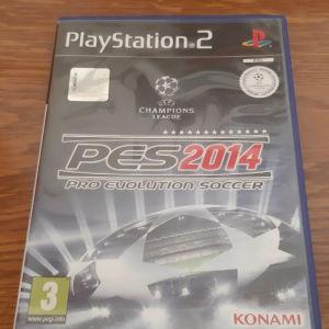 Pro evolution soccer 2014 (PS2)