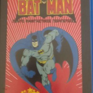 VHS BATMAN