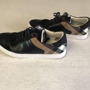 BURBERRY  Mens Shoes ORIGINAL Color deep blue Size 41